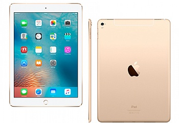 Apple iPad Pro 9.7 Wi-FI + Cellular 32GB Gold (MLPY2) UA UCRF - ITMag