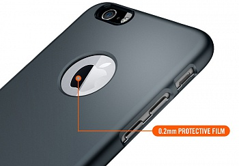 "Чехол SGP Case Thin Fit A Series Metal Slate for iPhone 6/6S (4.7"") (SGP10941) - ITMag"