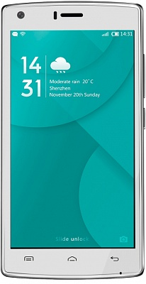 DOOGEE X5 Max Pro (White) - ITMag