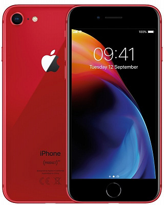 Apple iPhone 8 64GB PRODUCT RED (MRRK2) - ITMag