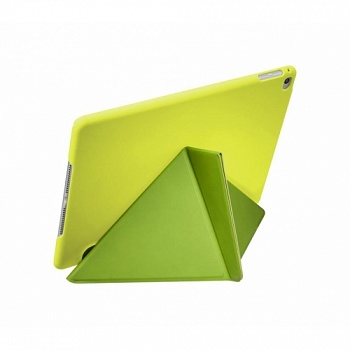 LAUT Origami Trifolio for iPad mini 4 Green (LAUT_IPM4_TF_GN) - ITMag