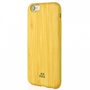 Чехол Evutec iPhone 6 Plus/6S Plus Wood SI (1,7 mm) Bamboo (AP-655-SI-WA1) - ITMag