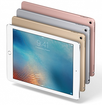 Apple iPad Pro 9.7 Wi-FI 32GB Gold (MLMQ2) UA UCRF - ITMag