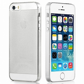 Чехол Vouni для iPhone 5/5S Fresh White - ITMag