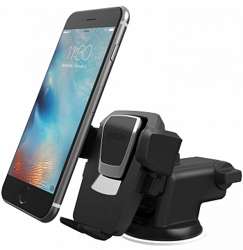 iOttie Easy One Touch 3 Car & Desk Mount Holder for iPhone6/6S/6S Plus, Galaxy S6/S6E (HLCRIO120) - ITMag
