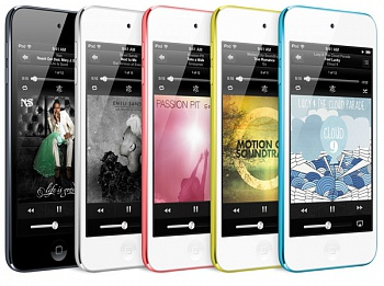 Apple iPod touch 5Gen 64GB Yellow (MD715) - ITMag