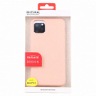 Mutural TPU Design case for iPhone 11 Pro MAX Pink Sand - ITMag