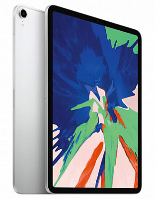 Apple iPad Pro 12.9 2018 Wi-Fi + Cellular 64GB Silver (MTHP2, MTHU2) - ITMag