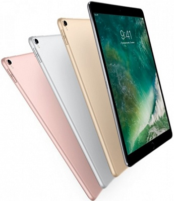 Apple iPad Pro 10.5 Wi-Fi + Cellular 64GB Gold (MQF12) - ITMag