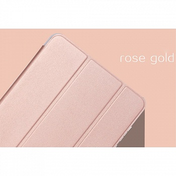 Чехол Rock Slim Smart Tri-fold для Xiaomi Mi Pad 2 7.9 (Rose Gold / Розовое Золото) - ITMag