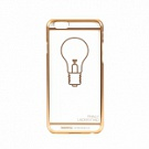 Чехол Remax для iPhone 6/6S Insperation Golden - ITMag