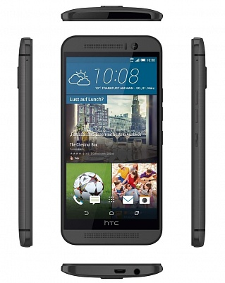 HTC One M9s (Gray) - ITMag