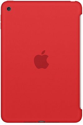 Apple iPad mini 4 Silicone Case - (PRODUCT) RED MKLN2 - ITMag
