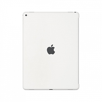 "Apple Silicone Case for 12.9"" iPad Pro - White (MK0E2) - ITMag"
