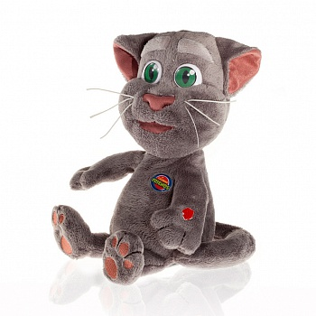 Talking Tom - Repeats Back What You Say by Cuddle Barn - ITMag