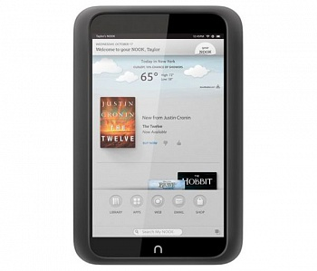 Barnes&Noble Nook HD Smoke 16GB - ITMag