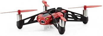 Parrot MiniDrones Rolling Spider Red - ITMag