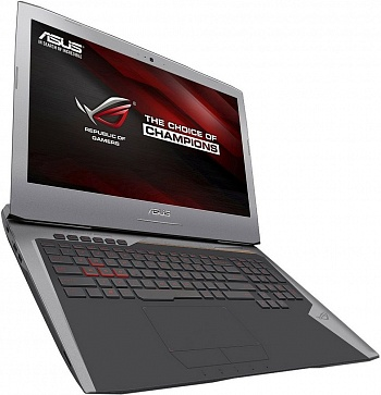ASUS ROG G752VY (G752VY-GC061T) - ITMag