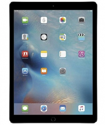 Apple iPad Pro 12.9 Wi-Fi 128GB Space Gray (ML0N2) UA UCRF - ITMag