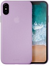 Чехол LAUT SLIMSKIN для iPhone X - Purple (LAUT_IP8_SS_PU) - ITMag