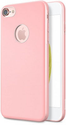 Чехол Baseus Mystery Case For iPhone 7 Pink (ARAPIPH7-YM04) - ITMag
