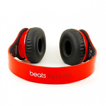 Беспроводные наушники Beats by Dr. Dre Wireless Red - ITMag