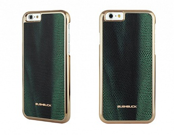 Чехол Bushbuck BARONAGE Special Edition Genuine Leather for iPhone 6/6S (Green) - ITMag