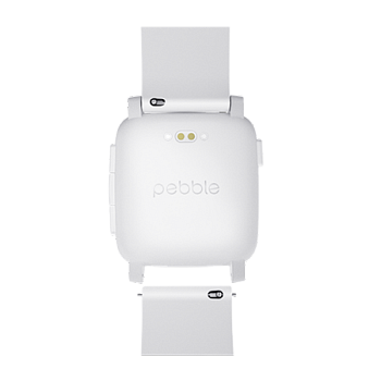 Pebble Time White - ITMag