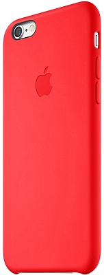 Apple iPhone 6 Silicone Case - Red MGQH2 - ITMag