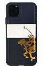 Polo Niall case for iPhone 11 Pro Dark Blue/Black - ITMag