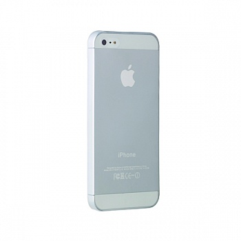 Ozaki O!coat 0.3 Jelly Transparent for iPhone 5/5S (OC533TR) - ITMag