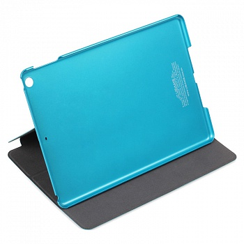 Чехол USAMS Starry Sky Series for iPad Air Smart Tri-fold Leather Cover Blue - ITMag