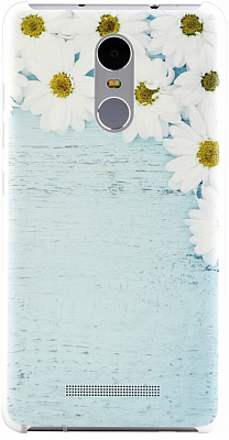 Xiaomi Case for Redmi Note 3 с 3D Daisy - ITMag