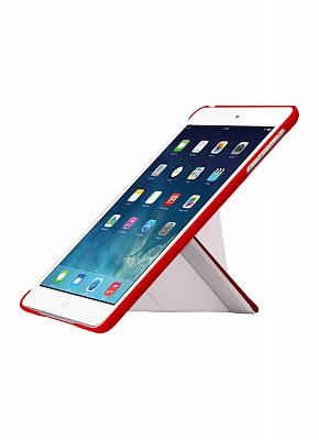 Ozaki O!coat Slim-Y Red for iPad Air (OC110RD) - ITMag