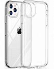Mutural TPU Case for Apple iPhone 12/12 Pro - Transparent - ITMag