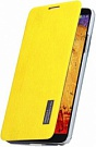 Чехол (книжка) ROCK Elegant Series для Samsung N9000/N9002 Galaxy Note 3 (Желтый / Yellow) - ITMag