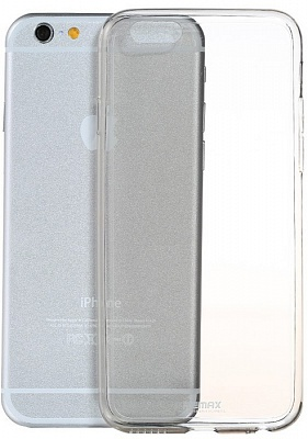 Чехол Remax для iPhone 6 Plus/6S Plus 0.5mm Grey TPU - ITMag