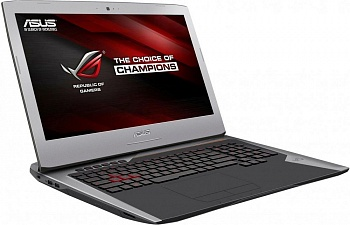 ASUS ROG G752VY (G752VY-GB395R) Gray - ITMag