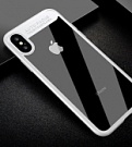 "TPU чехол Baseus Suthin Case для Apple iPhone X (5.8"") (Белый) (ARAPIPHX-SB02) - ITMag"