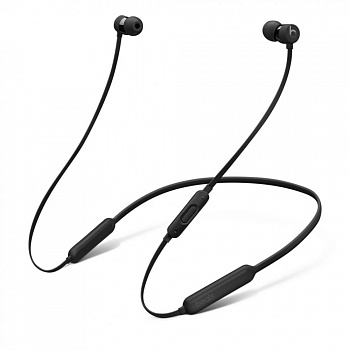 Beats by Dr. Dre BeatsX Earphones Black (MLYE2) - ITMag
