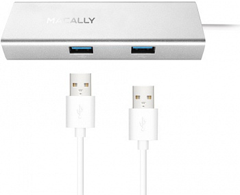 Macally USB-C to 2xUSB-A/USB-C/4K HDMI/Ethernet (UCDOCK) - ITMag