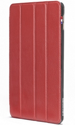 Чехол Decoded Leather Slim Cover для iPad mini 4 - Red (D5IPAM4SC1RD) - ITMag