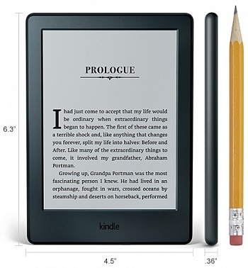 Amazon Kindle 7 (Black) - ITMag