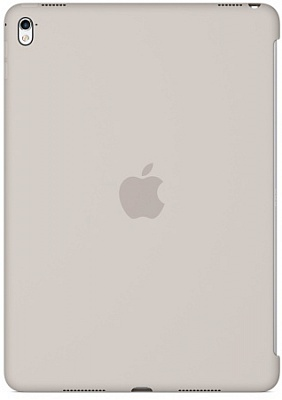 "Apple Silicone Case for 9.7"" iPad Pro - Stone (MM232) - ITMag"