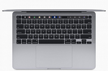"Apple MacBook Pro 13"" Silver 2020 (MXK62) - ITMag"