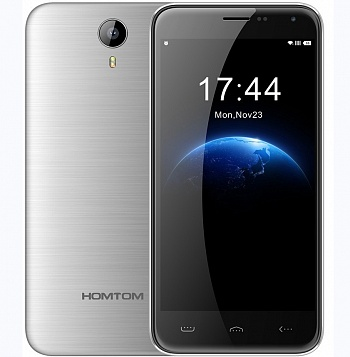 DOOGEE HomTom HT3 (Silver) - ITMag
