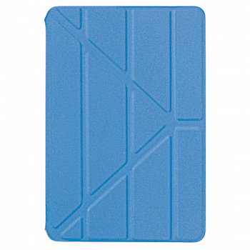 Чехол-книжка Ozaki O!coat Slim-Y Blue for iPad mini (OC101BU) - ITMag