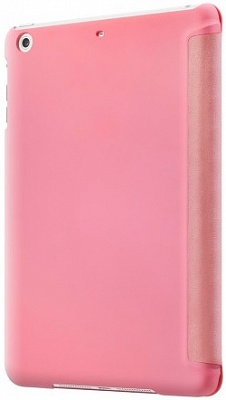 LAUT Origami Trifolio for iPad mini 4 Pink (LAUT_IPM4_TF_P) - ITMag