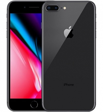 Apple iPhone 8 Plus 64GB Space Gray - ITMag