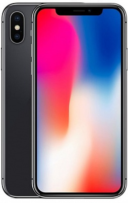 Apple iPhone X 256GB Space Gray (MQAF2) - ITMag